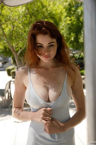 sabrina-lynn-busty-ginger-in-a-long-dress-12